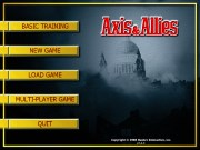 AXIS AND ALLIES screen