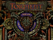 PLANESCAPE TORMENT screen