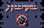 SPEEDBALL screen