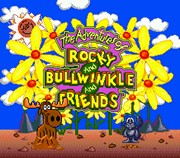 THE ADVENTURES OF ROCKY AND BULLWINKLE AND FRIENDS screen