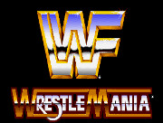 WWF WRESTLEMANIA screen