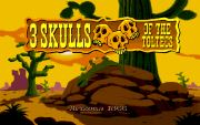 3 SKULLS OF THE TOLTECS title