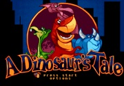 A Dinosaurs Tale title