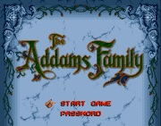ADDAMS FAMILY title
