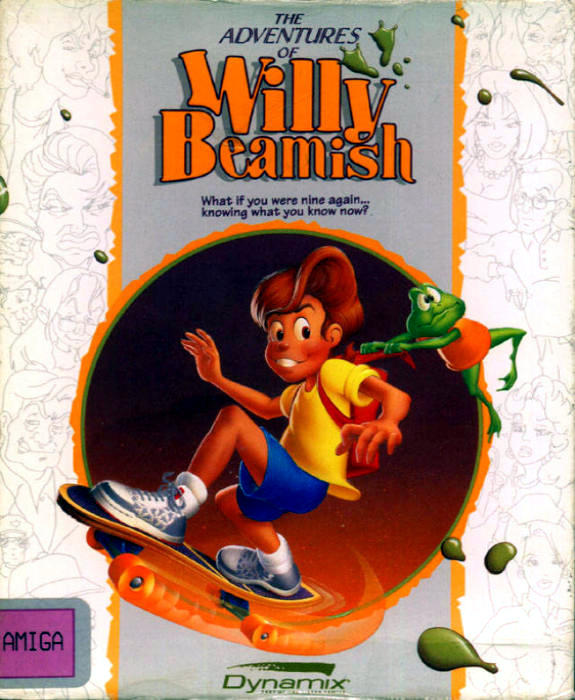 adventures of willy beamish