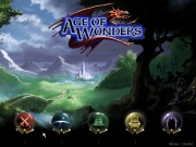 AGE OF WONDERS title screen