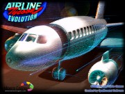 AIRLINE TYCOON EVOLUTION title screen