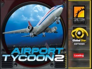 AIRPORT TYCOON 2 title screen