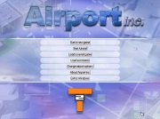 AIRPORT TYCOON title screen