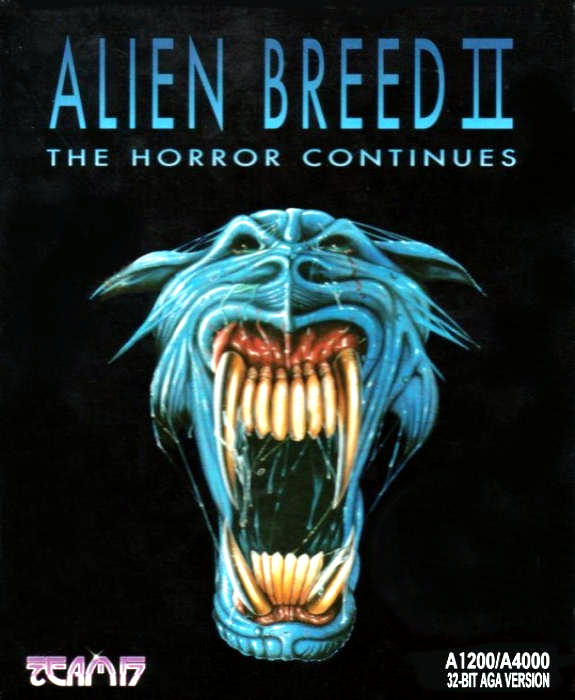 alien breed ii the horror continues