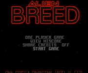 Alien Breed title