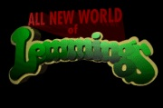 ALL NEW WORLD OF LEMMINGS. NOWE PRZYGODY LEMMINGÓW. title