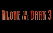 ALONE IN THE DARK 3 title screen
