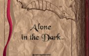 ALONE IN THE DARK title screen