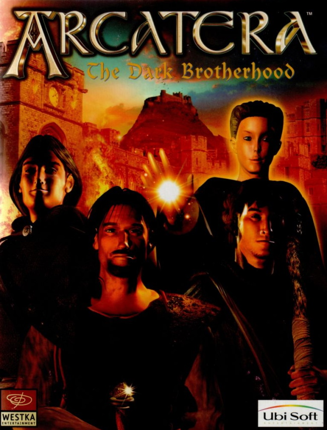 arcatera the dark brotherhood