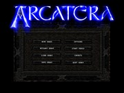 ARCATERA THE DARK BROTHERHOOD title screen