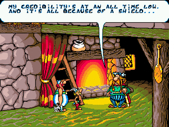 ASTERIX AND THE POWER OF GODS