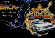 BACK TO THE FUTURE PART II title