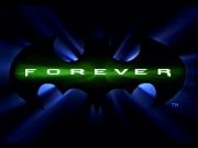 BATMAN FOREVER: THE ARCADE GAME title