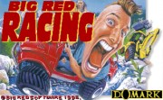 BIG RED RACING title screen