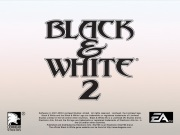 BLACK AND WHITE 2 title screen