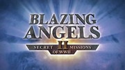 BLAZING ANGELS 2 SECRET MISSIONS OF WWII title screen