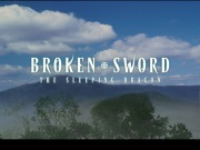 BROKEN SWORD THE SLEEPING DRAGON title screen