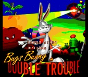 Bugs Bunny in Double Trouble title