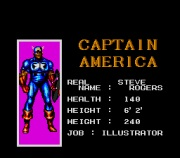 CAPTAIN AMERICA AND THE AVENGERS 7