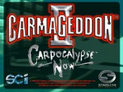 CARMAGEDDON 2 title screen