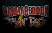 CARMAGEDDON SPLAT PACK title screen