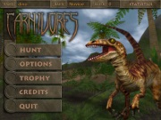 CARNIVORES title screen