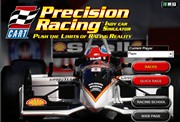 CART PRECISION RACING title screen