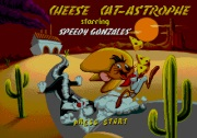 Cheese Cat Astrophe