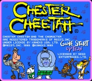 Chester Cheetah Too Cool to Fool title