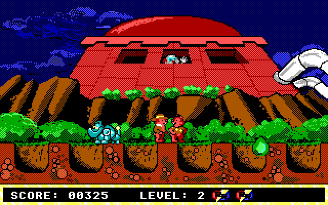 CHIP `N DALE RESCUE RANGERS: THE ADVENTURES IN NUMNUL`S CASTLE