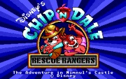 Chip N Dale Rescue Rangers title