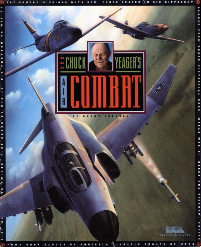 chuck yeagers air combat