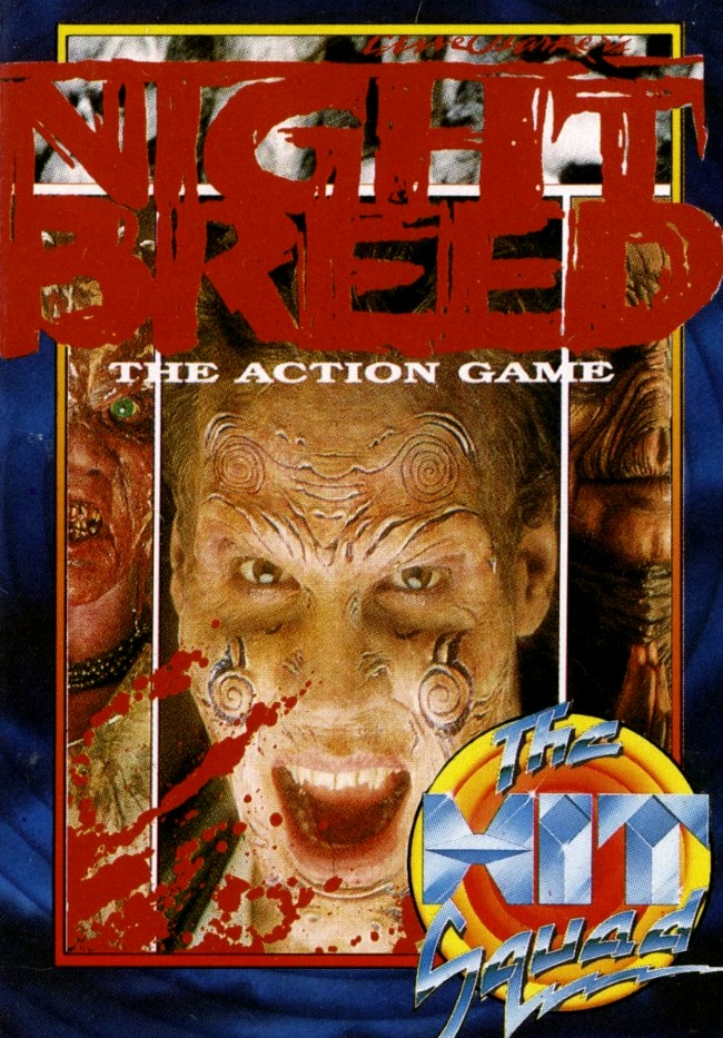 clive barkers nightbreed the action game