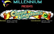 CLOUD KINGDOMS title screen