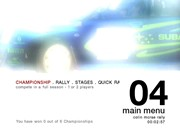 COLIN MCRAE RALLY 04 title