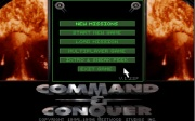 Command and Conquer title