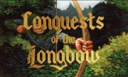 Conquests of the Longbow title