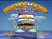 CRUISE SHIP TYCOON game title