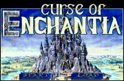 CURSE OF ENCHANTIA game title