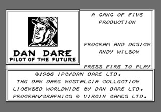DAN DARE: PILOT OF THE FUTURE 1