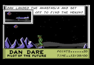 DAN DARE: PILOT OF THE FUTURE 2