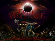 DARK VENGEANCE title screen