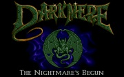 DARKMERE title screen
