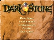DARKSTONE title screen